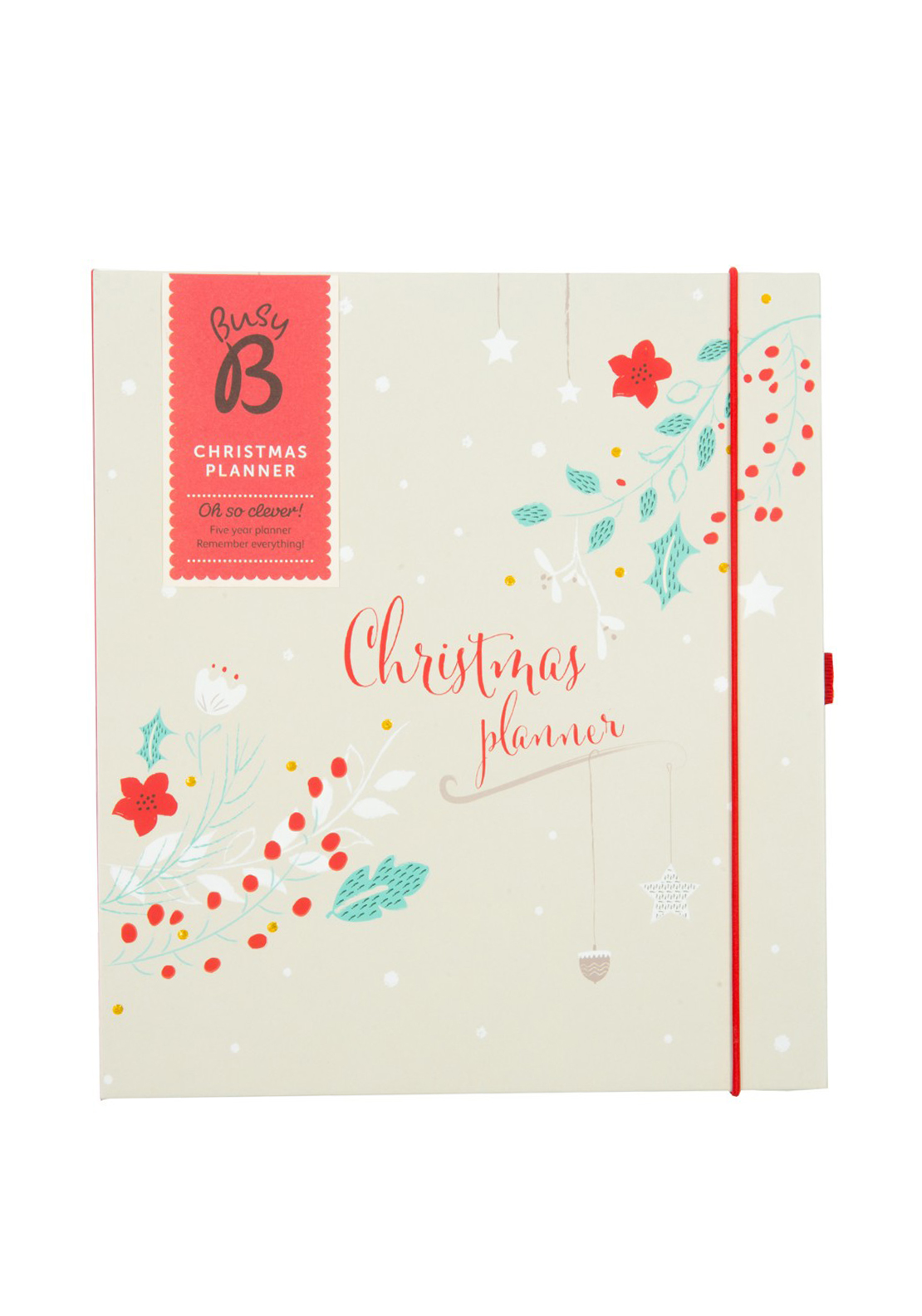 Busy B Christmas Planner