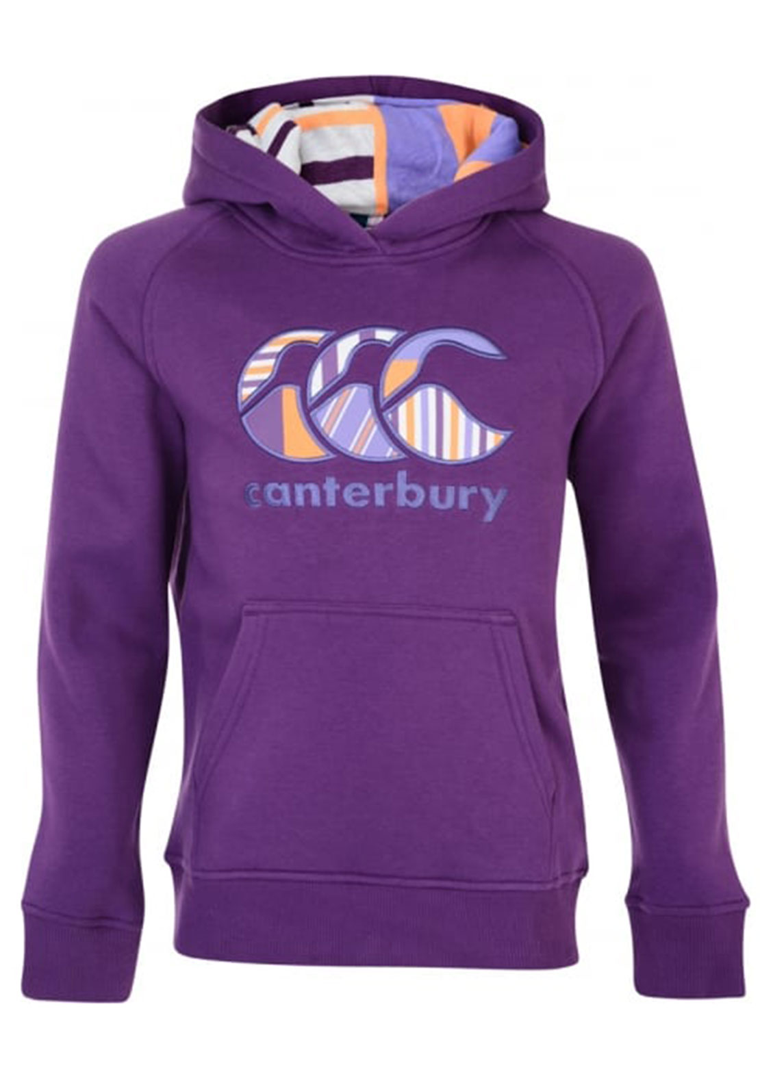 Canterbury Girls Uglies Hoodie, Purple