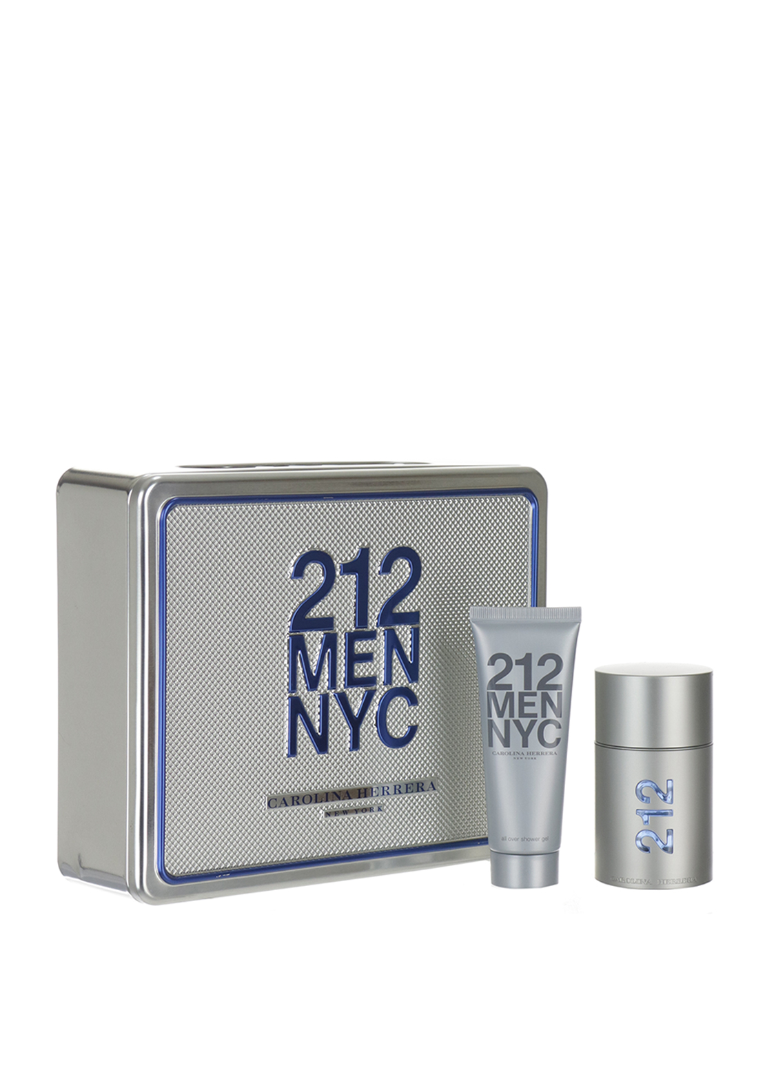212 Men NYC, Carolina Herrera Gift Set for Men 50ml