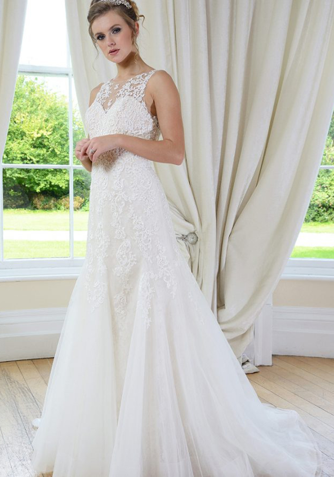 Catherine Parry The Seren Collection Megan Wedding Dress