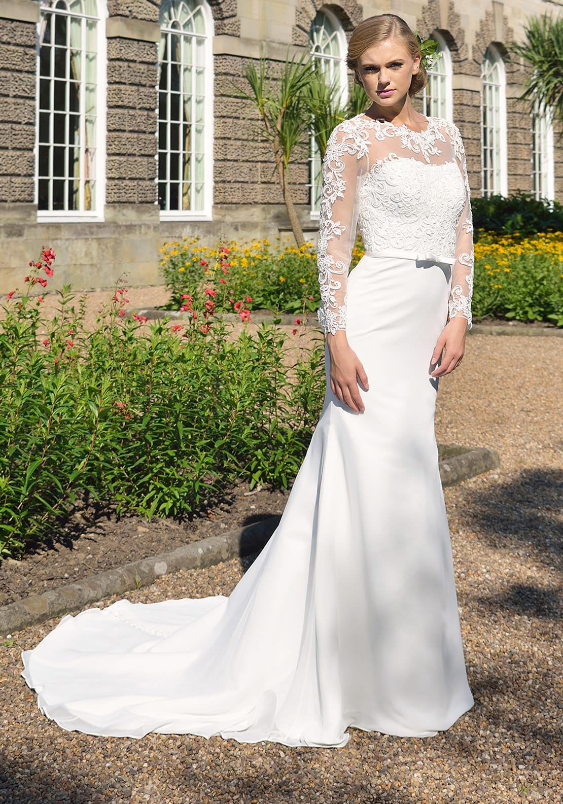 Catherine Parry 2017 Collection 1707 Wedding Dress, Ivory