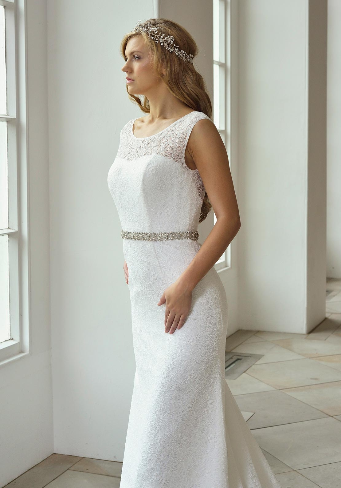 Catherine Parry 2017 Collection 1712 Wedding Dress, Ivory