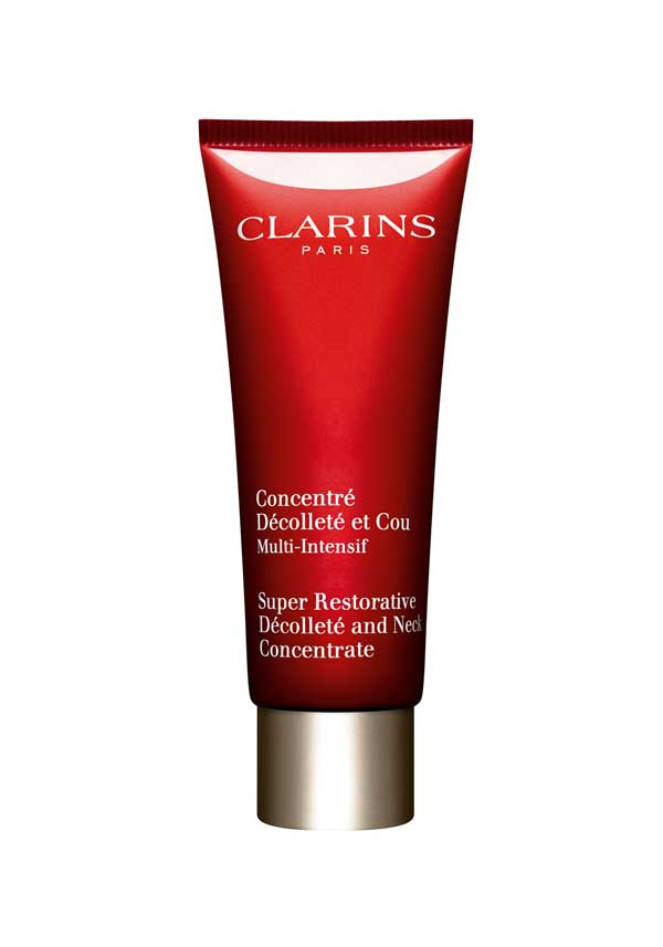 Clarins Super Restorative Décolleté and Neck Concentrate, 75ml