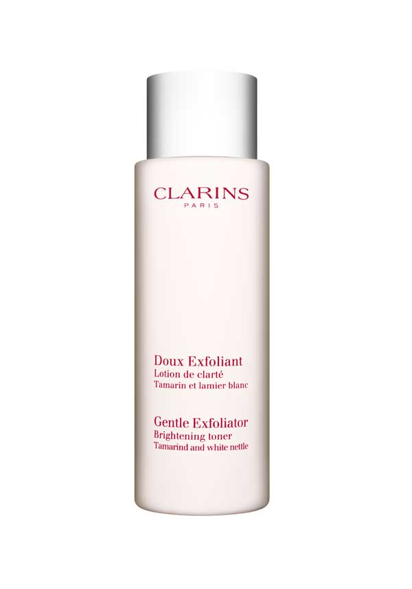 Clarins Gentle Exfoliator Brightening Toner, 125ml