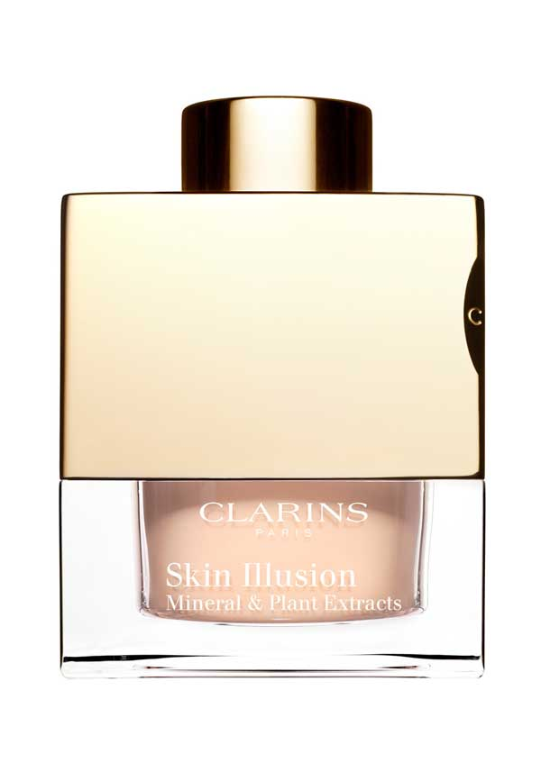 Clarins Skin Illusion Loose Powder Foundation 107 Beige, 13g