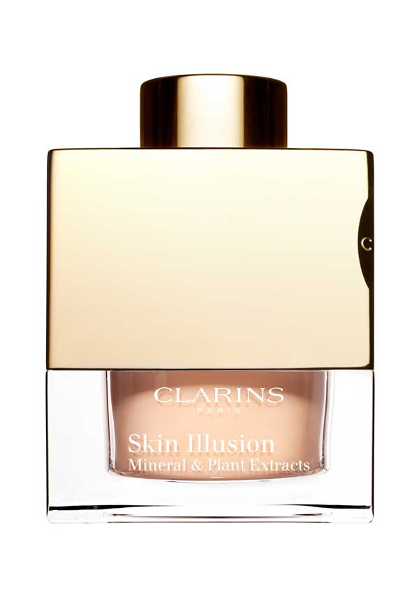 Clarins Skin Illusion Loose Powder Foundation 109 Wheat, 13g