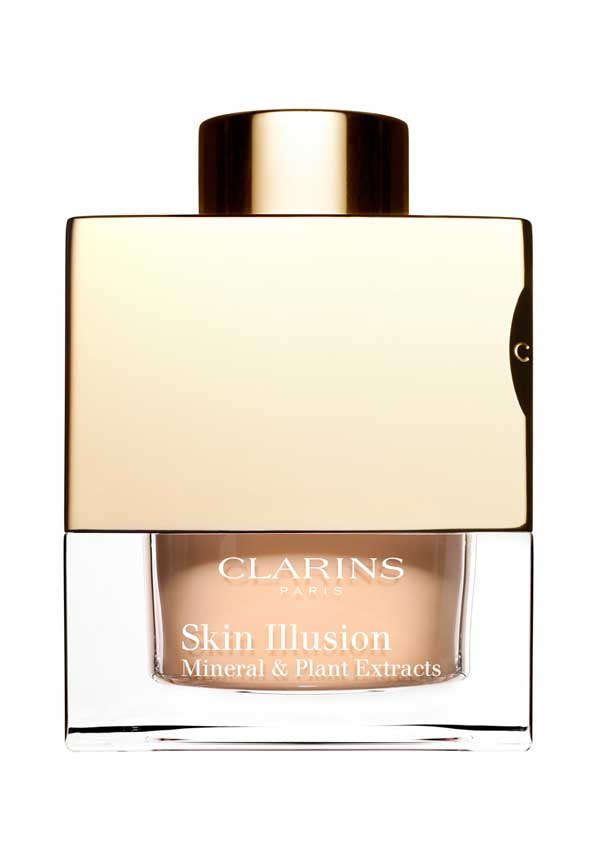 Clarins Skin Illusion Loose Powder Foundation 110 Honey, 13g