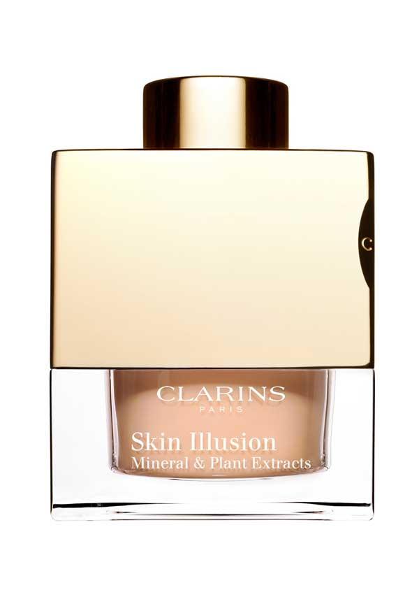 Clarins Skin Illusion Loose Powder Foundation 112 Amber 13g