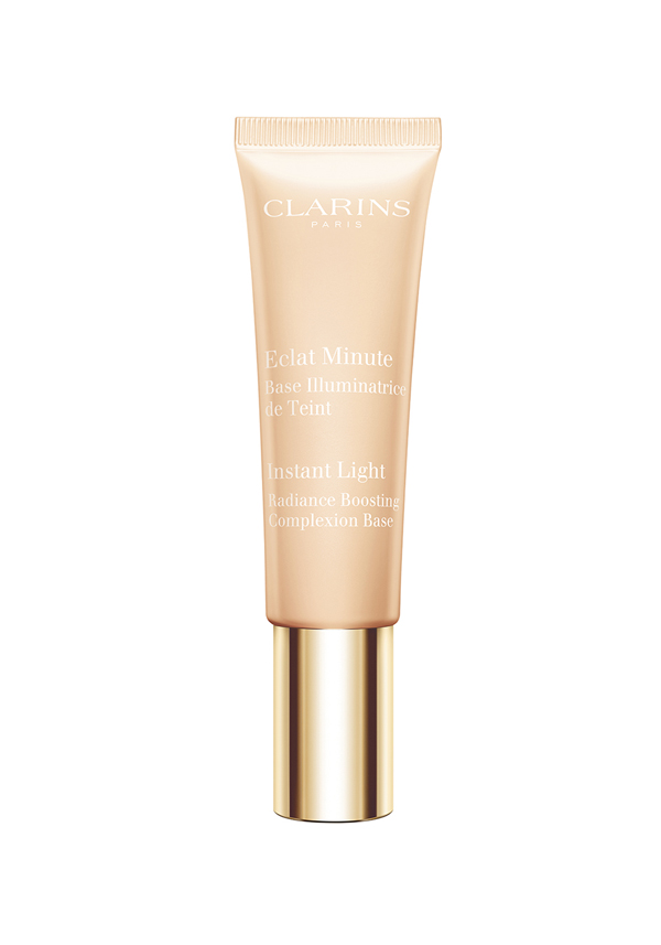 Clarins Instant Light Radiance Boosting Complexion Base, 02, Champagne