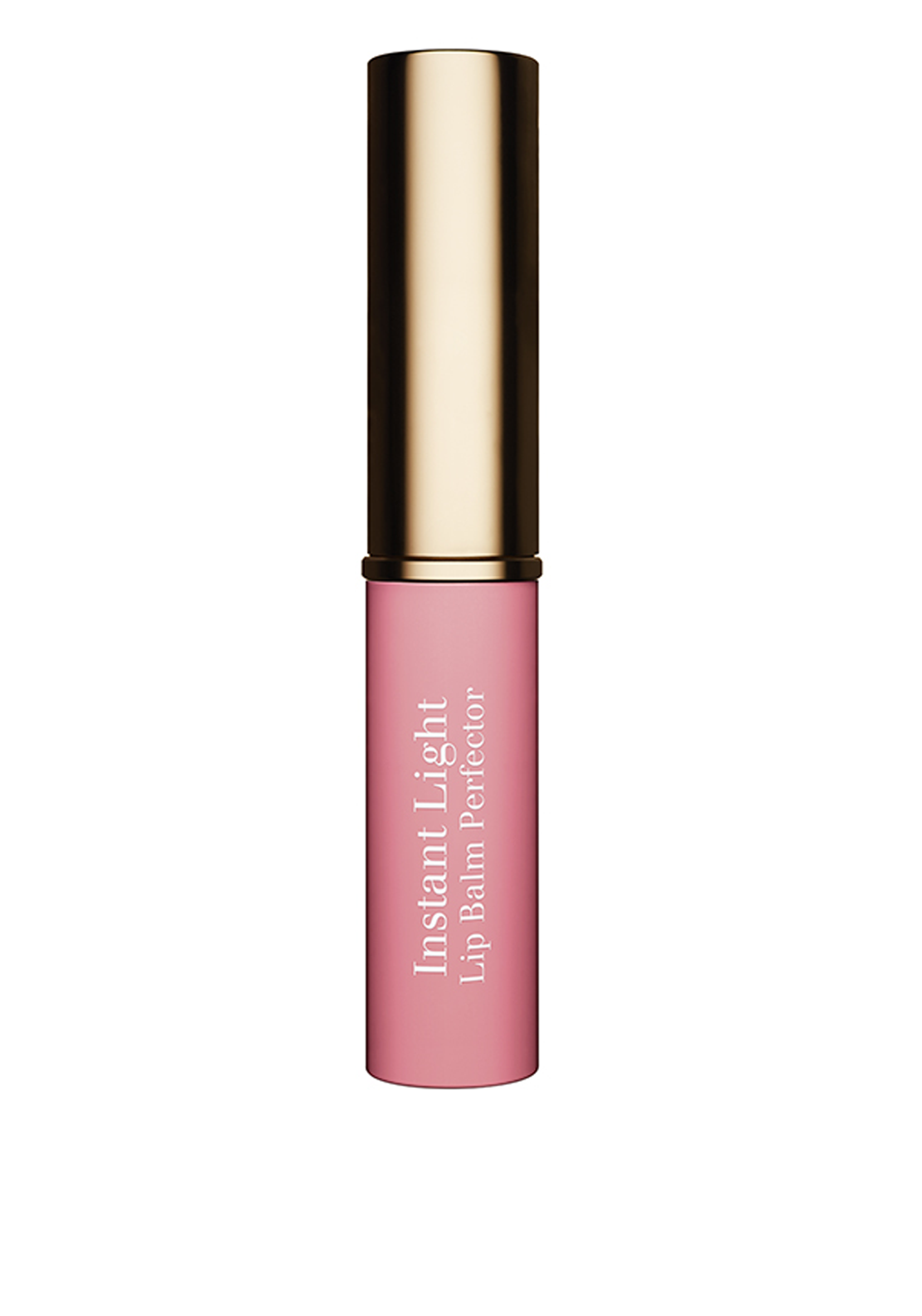 Clarins Eclat Minute Instant Light Lip Balm Perfector, 01 Rose