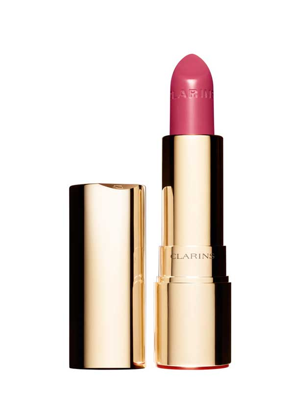 Clarins Joli Rouge Moisturising Long-Wearing Lipstick, 748 Delicious Pink
