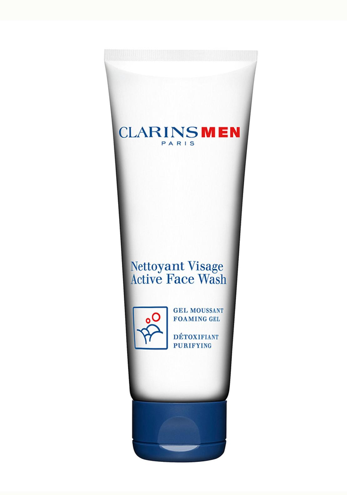 Clarins Men Active Face Wash 125ml