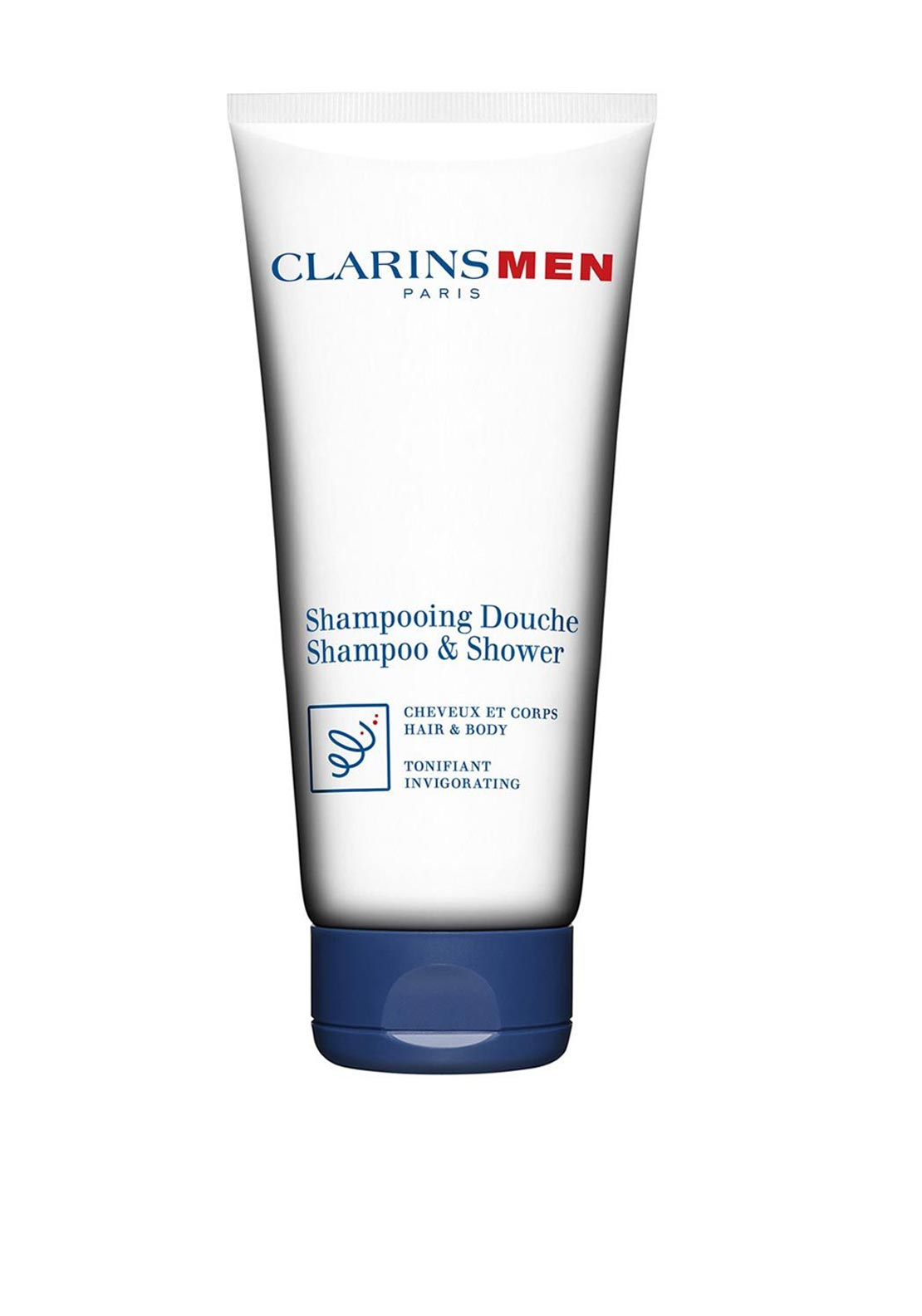 Clarins Men Shampoo & Shower Wash, 200ml