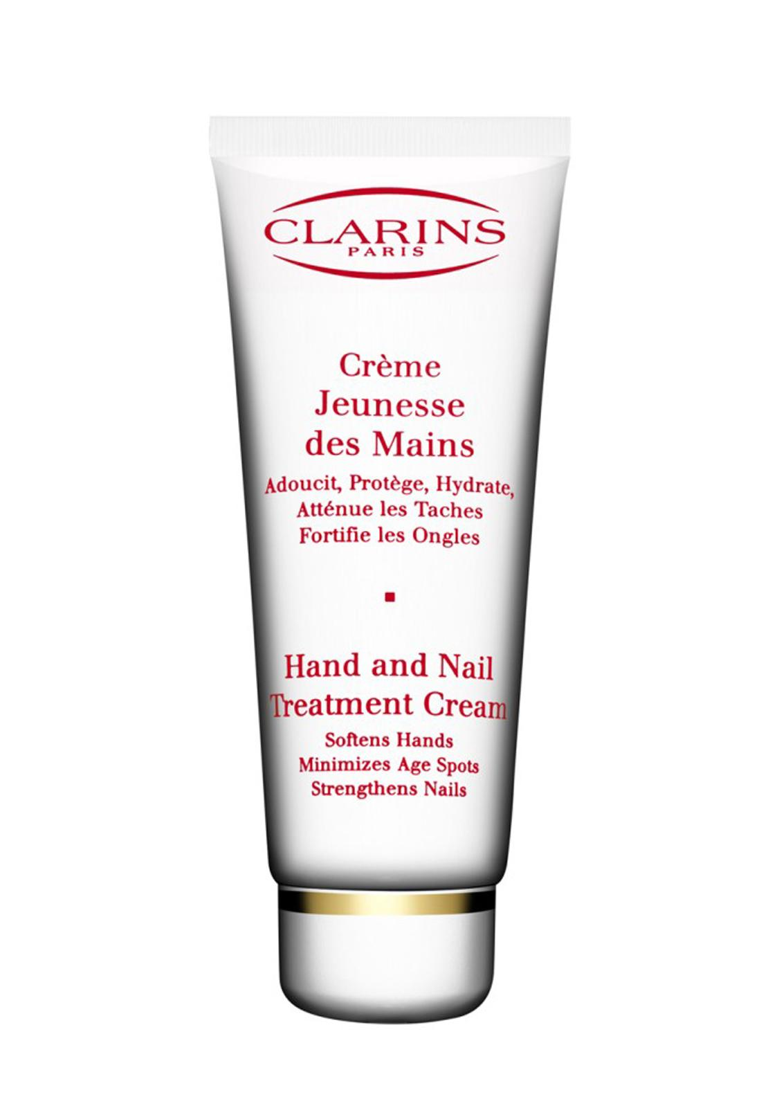 Clarins Hand and Nail Treatment Cream, 100ml