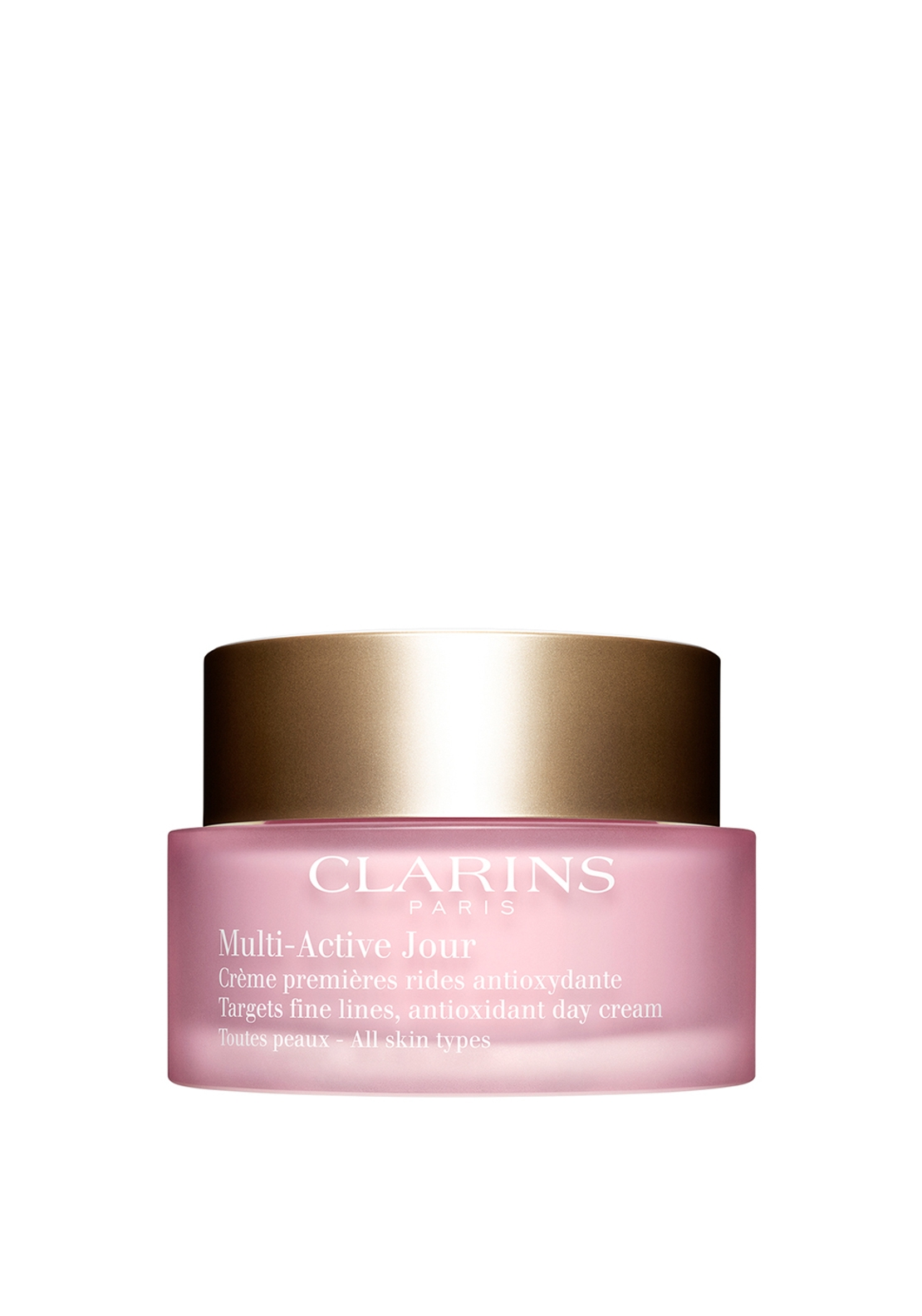 Clarins Gentle Multi-Active Day Cream – All Skin Types