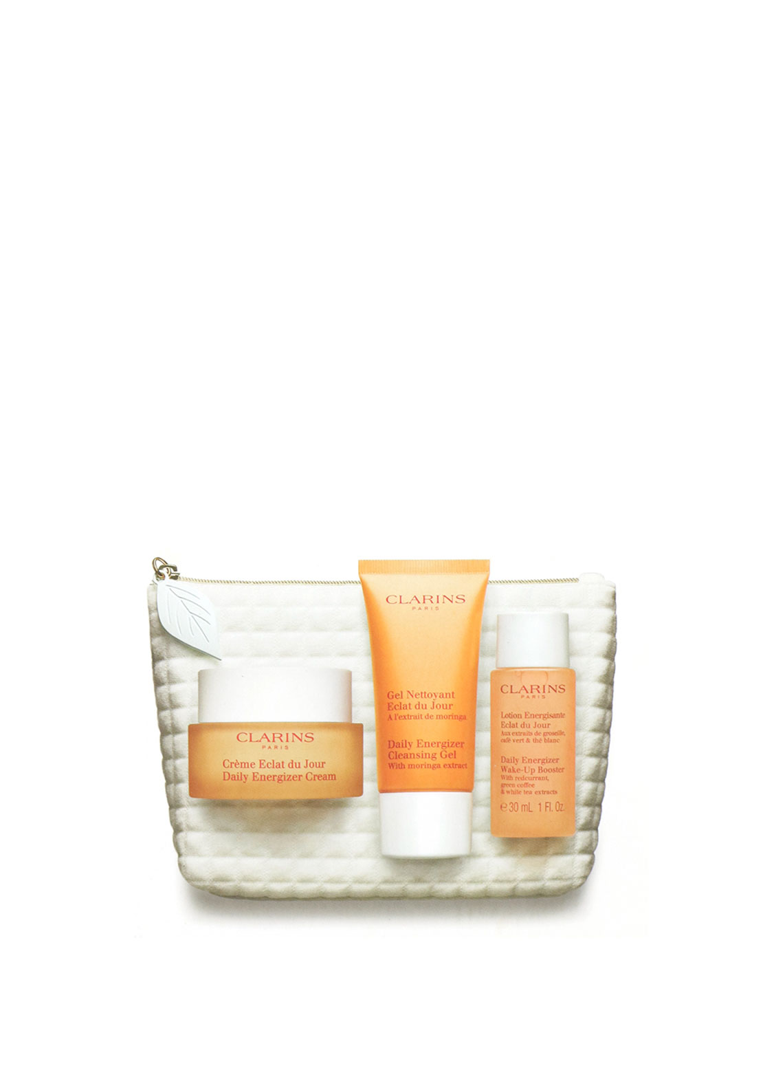 Clarins Christmas 'Moisturize, Energize Revive 'Gift Set