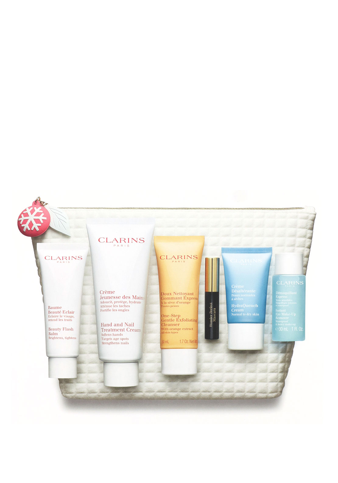 Clarins Christmas 'My Weekend Must-haves' Gift Set