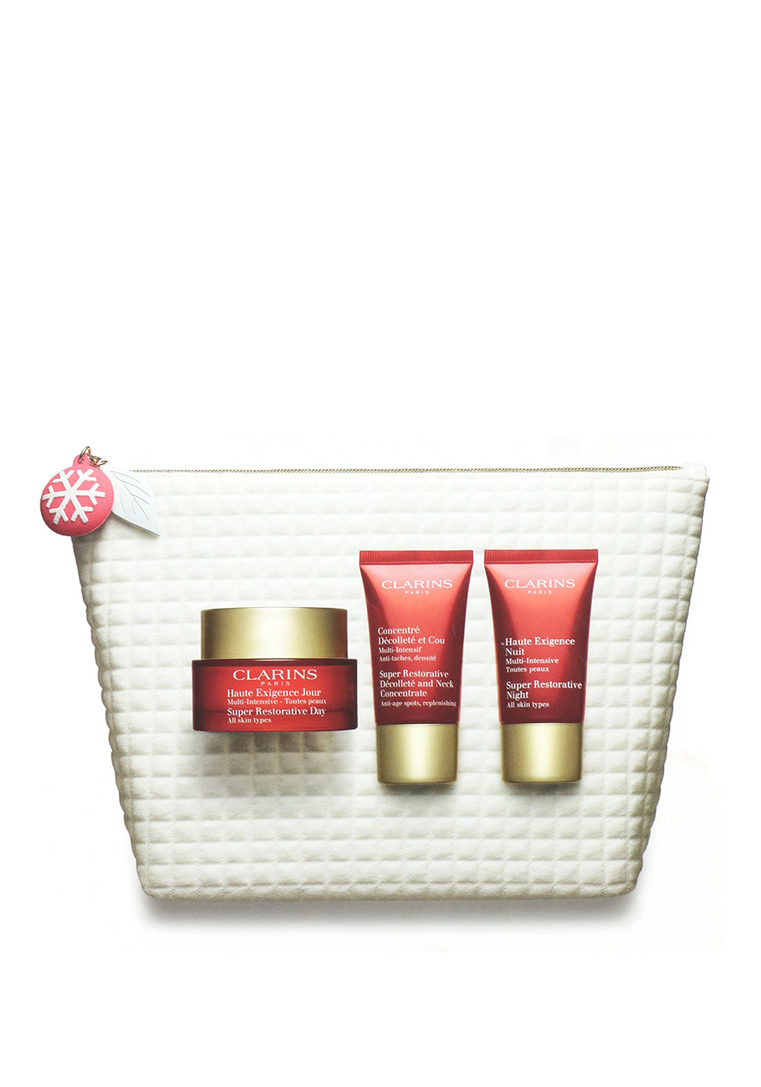 Clarins Christmas Replenishing & Plumping Essentials Gift Set