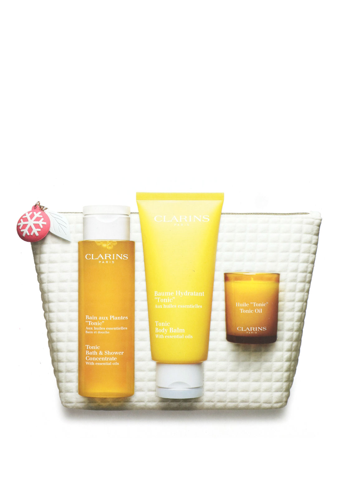 Clarins Christmas 'Spa at Home 'Gift Set
