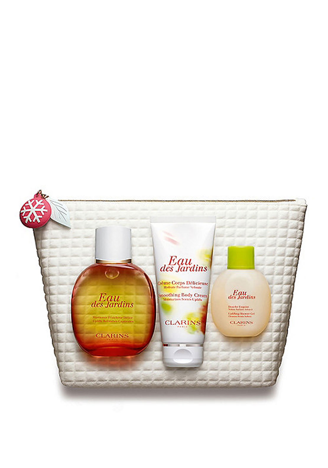 Clarins Christmas 'Uplifts, Refreshes, Captivates' Gift Set