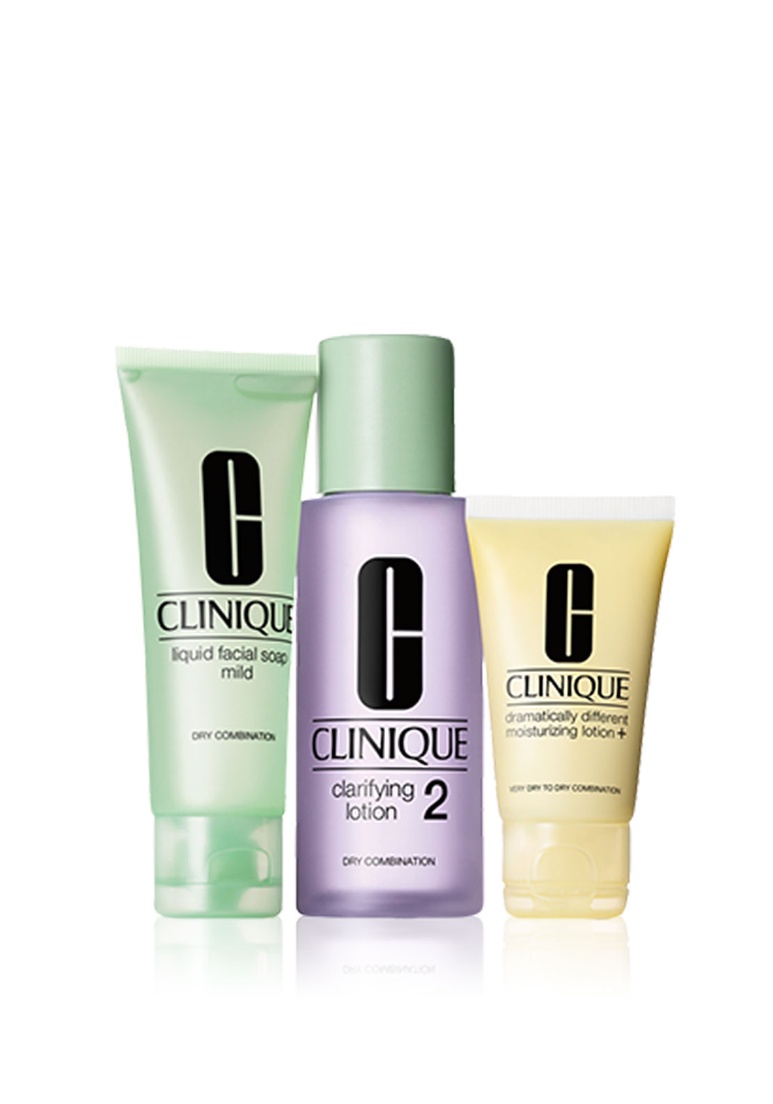 Clinique 3 Step System Gift Set, Skin Type 2