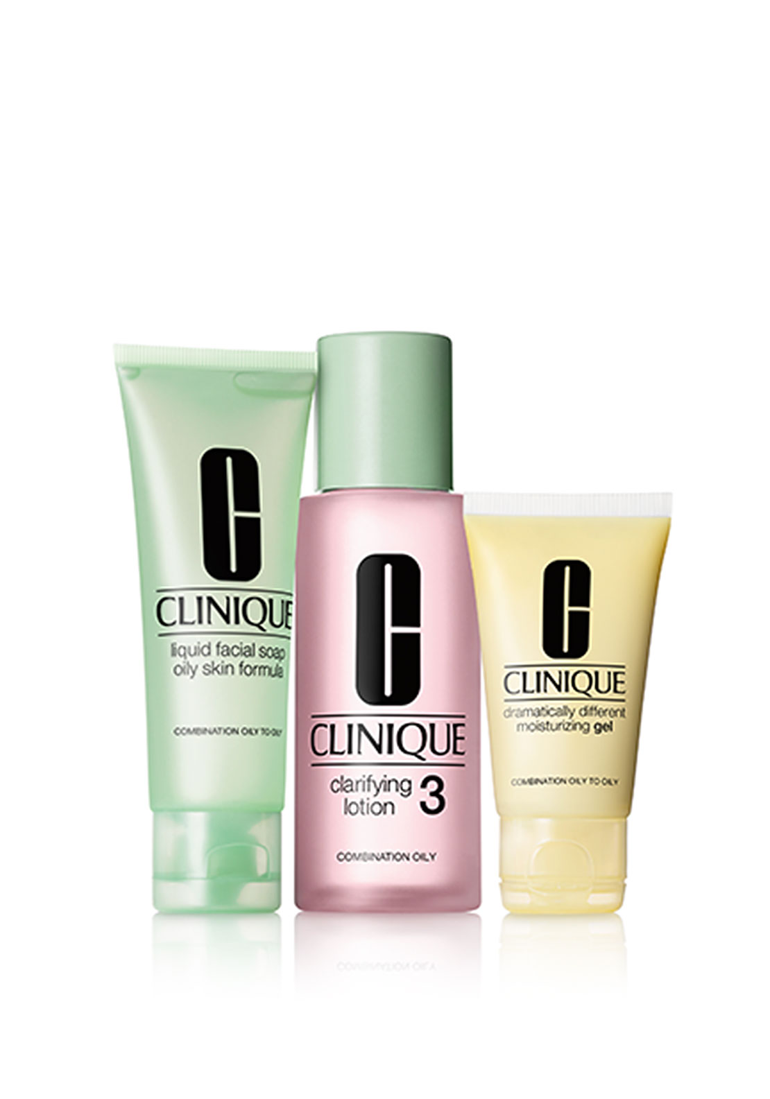 Clinique 3 Step System Gift Set, Skin Type 3
