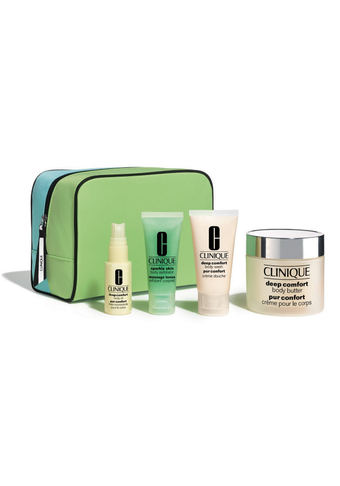 Clinique Body By Clinque Gift Set