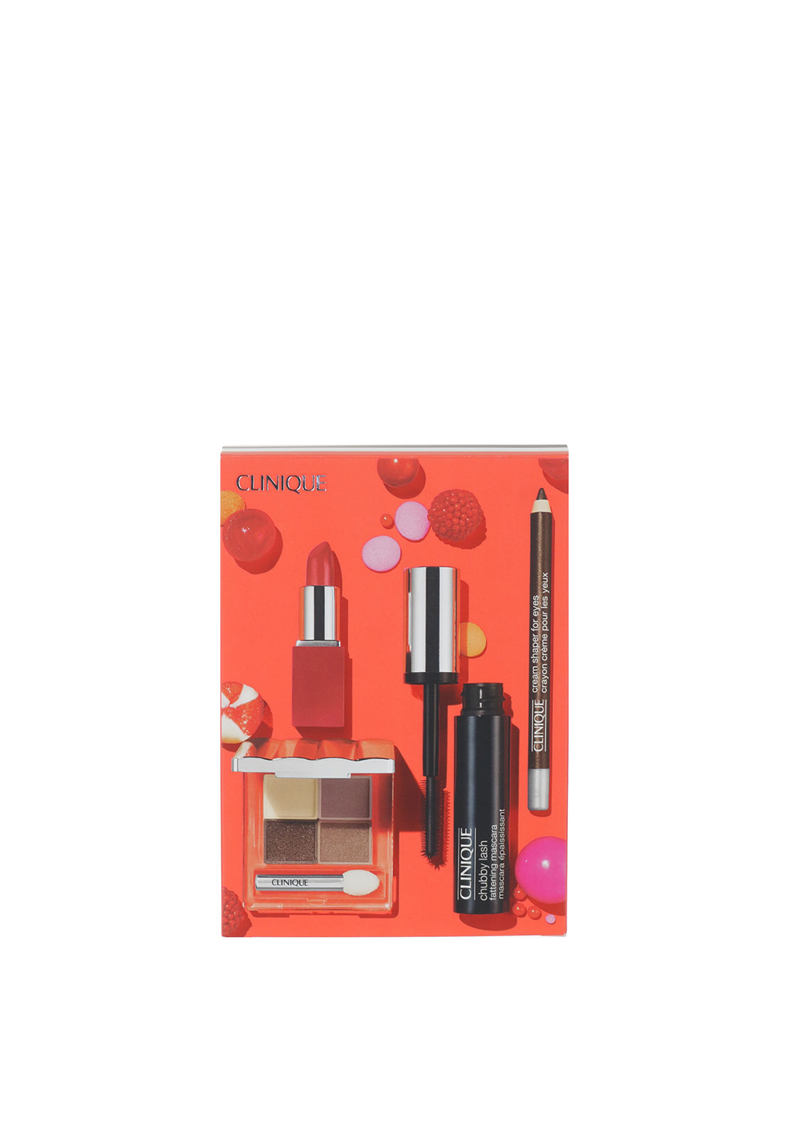 Clinique Cherry On Top Make Up Gift Set