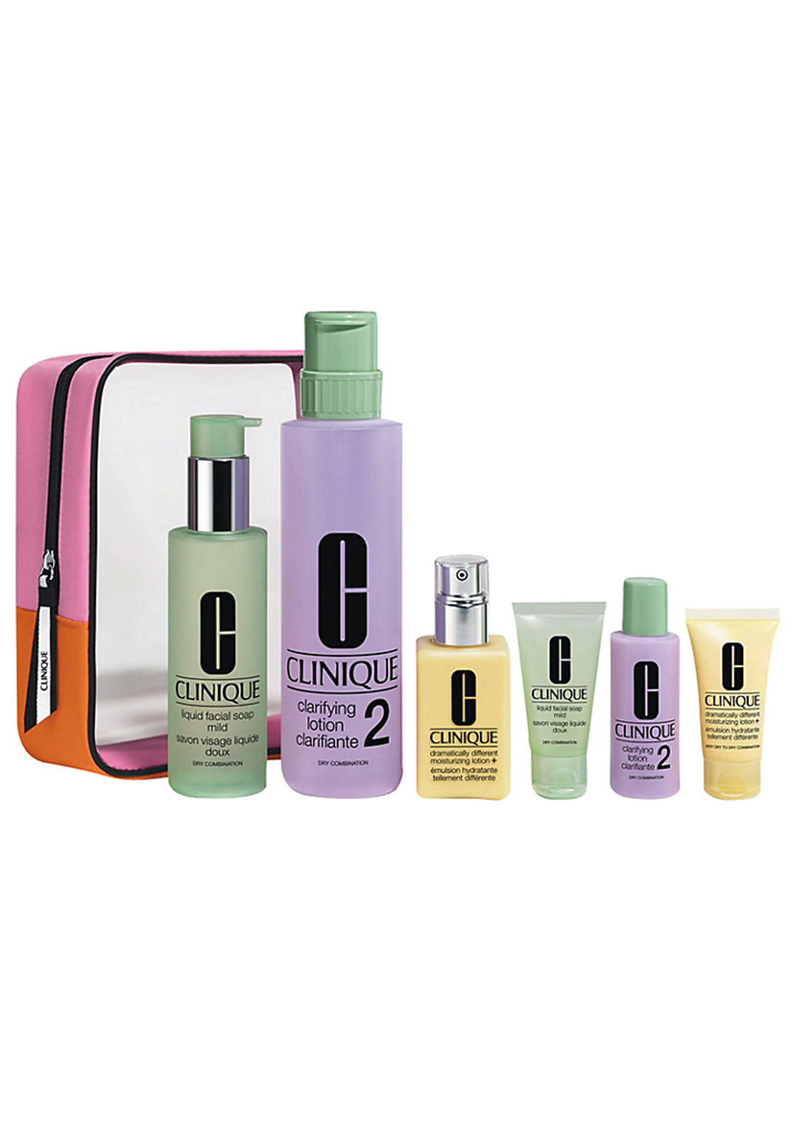 Clinique Great Skin Everywhere Gift Set