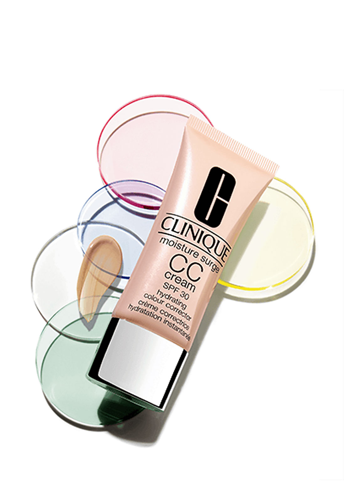 Clinique Moisture Surge CC Cream SPF 30 Hydrating Colour Corrector, Natural Fair
