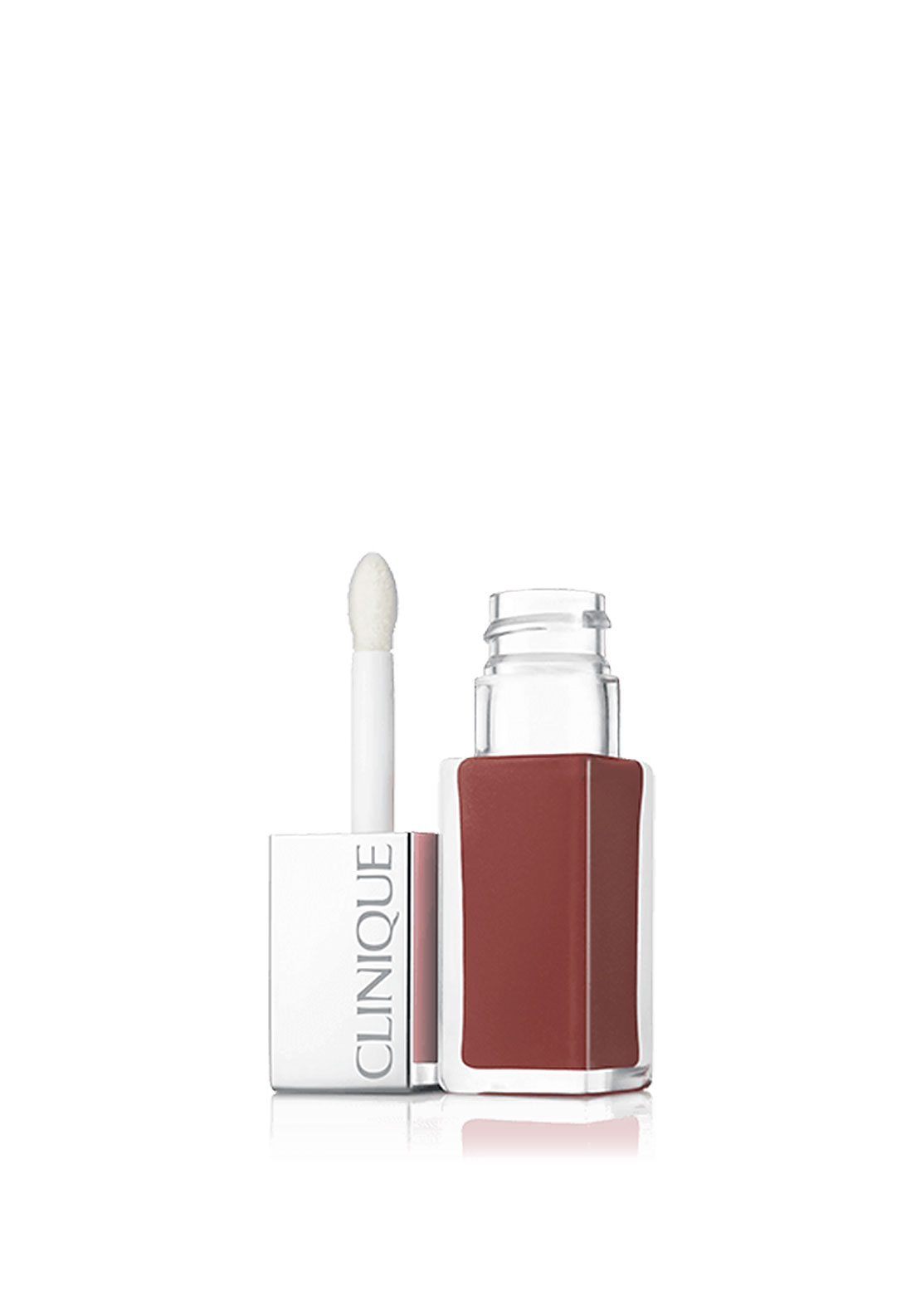 Clinique Pop™ Lacquer Lip colour + Primer, 01 Cocoa Pop