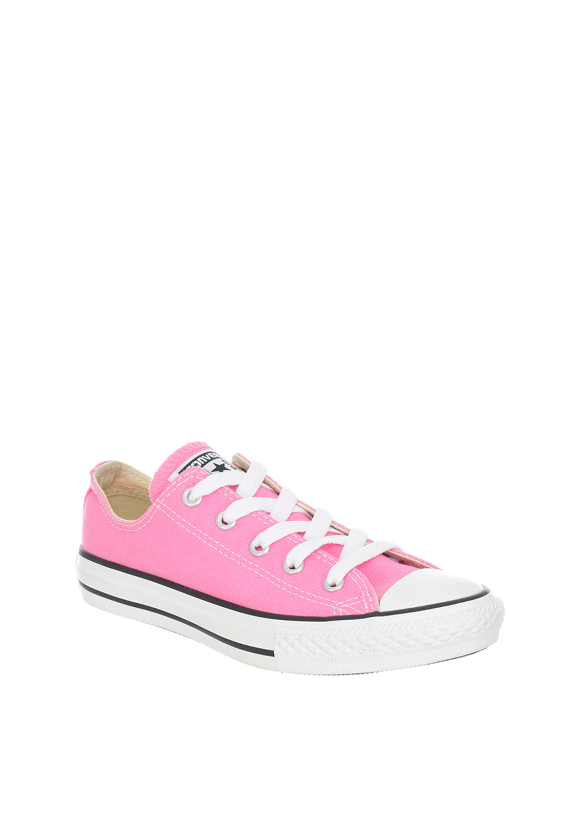 Converse Baby Girl All-Star Ox Low Trainers, Pink