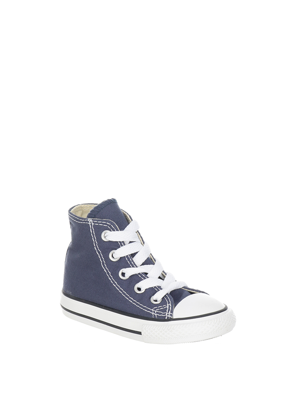 Converse Toddler All-Star Hi Top Trainers, Navy