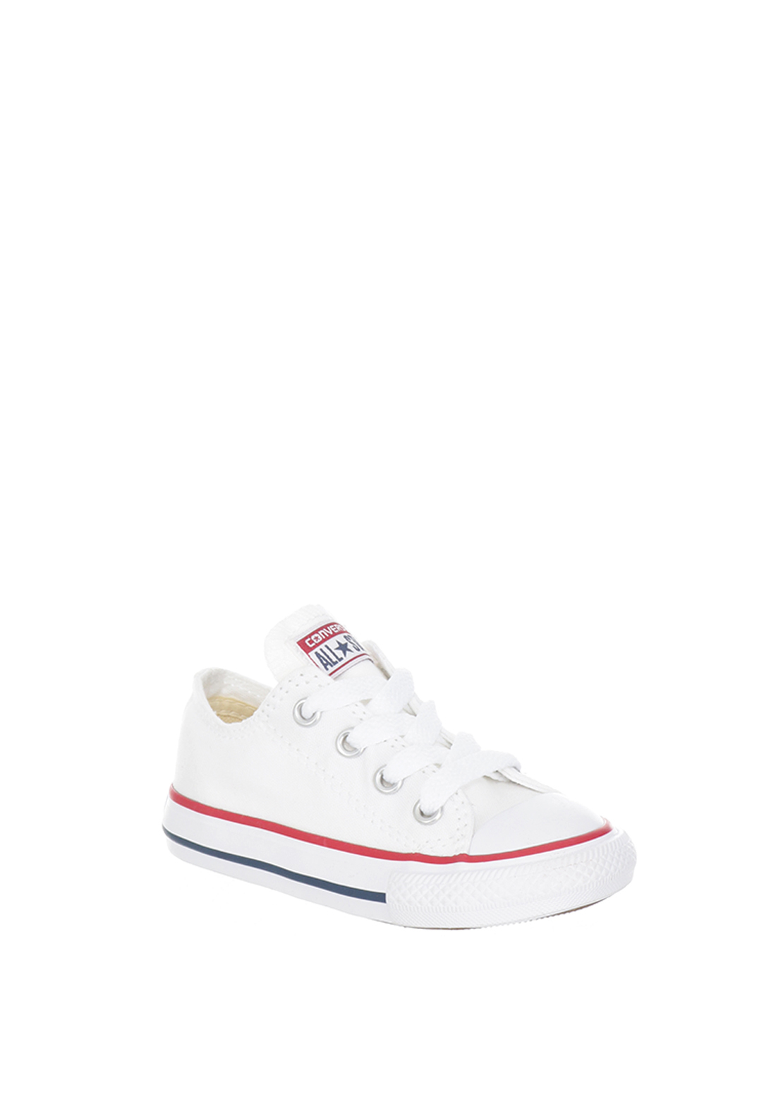 Converse Baby  All-Star Ox Low Trainers, White