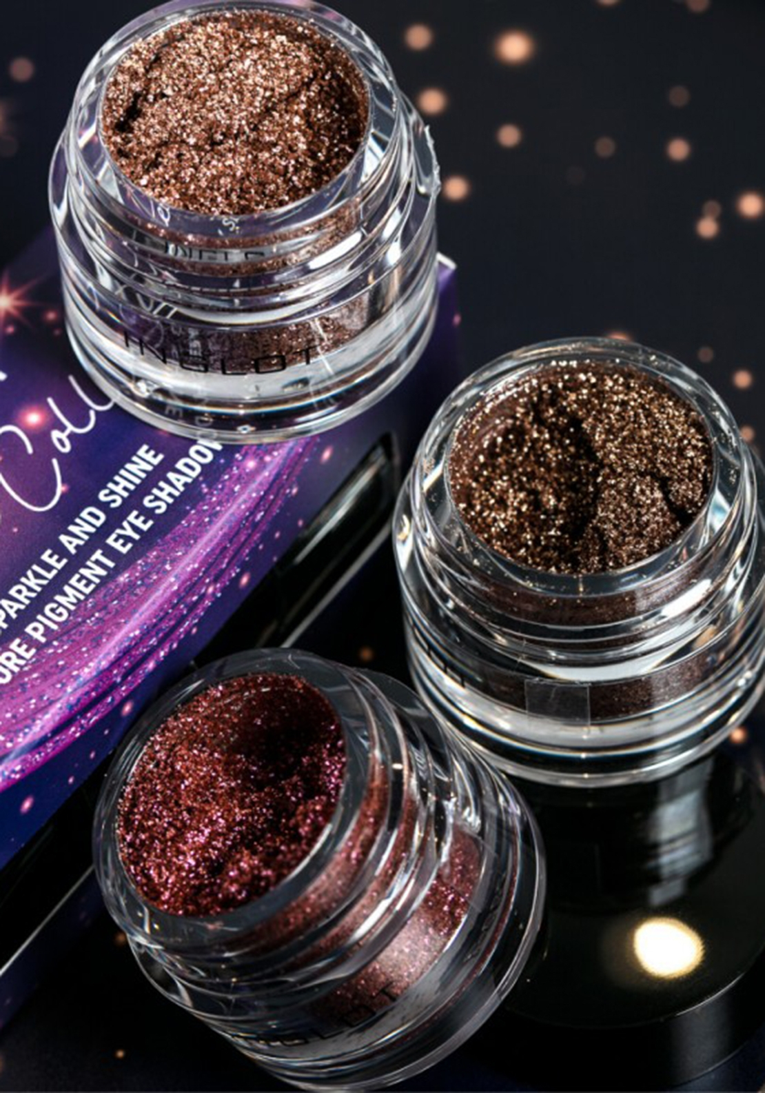 Inglot The Cosmic Collection Sparkle and Shine Set