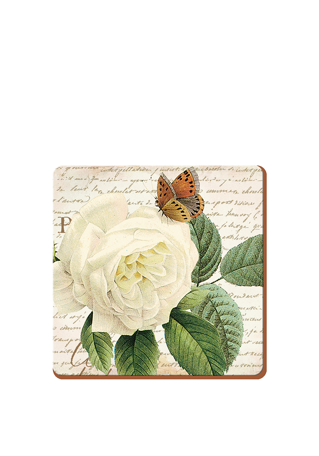 Creative Tops Rose Garden Coasters 6 Pack