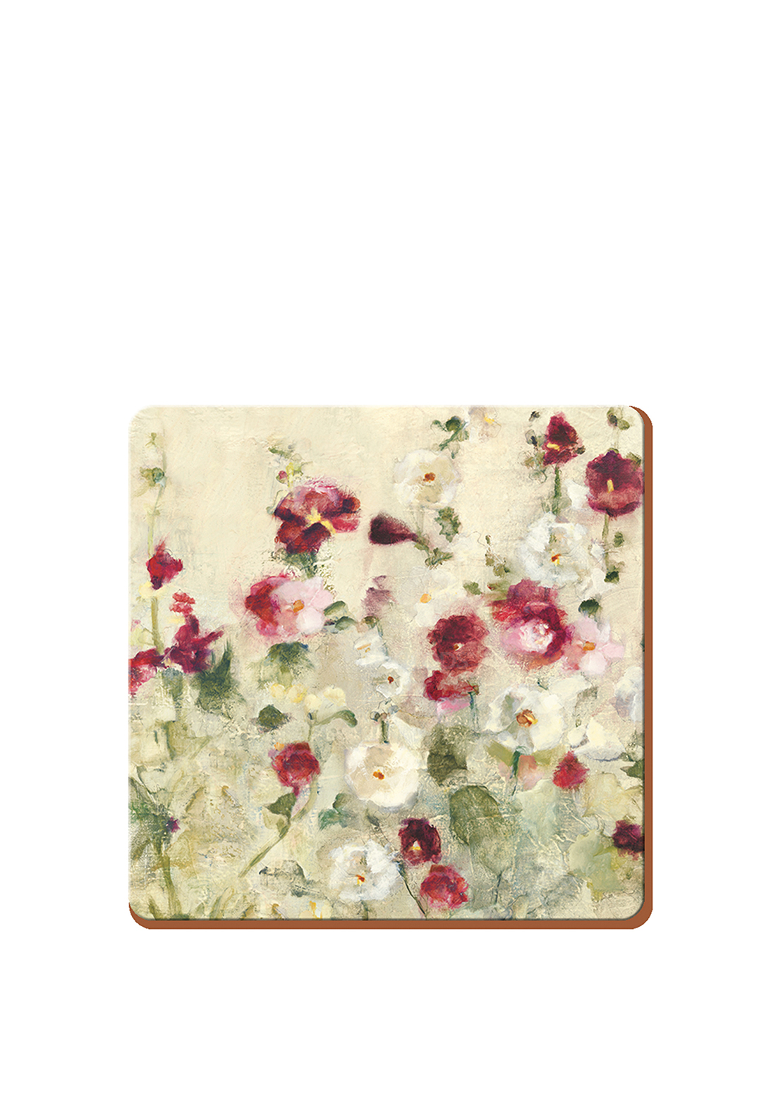 Creative Tops Wild Field Poppies Coasters 6 Pack