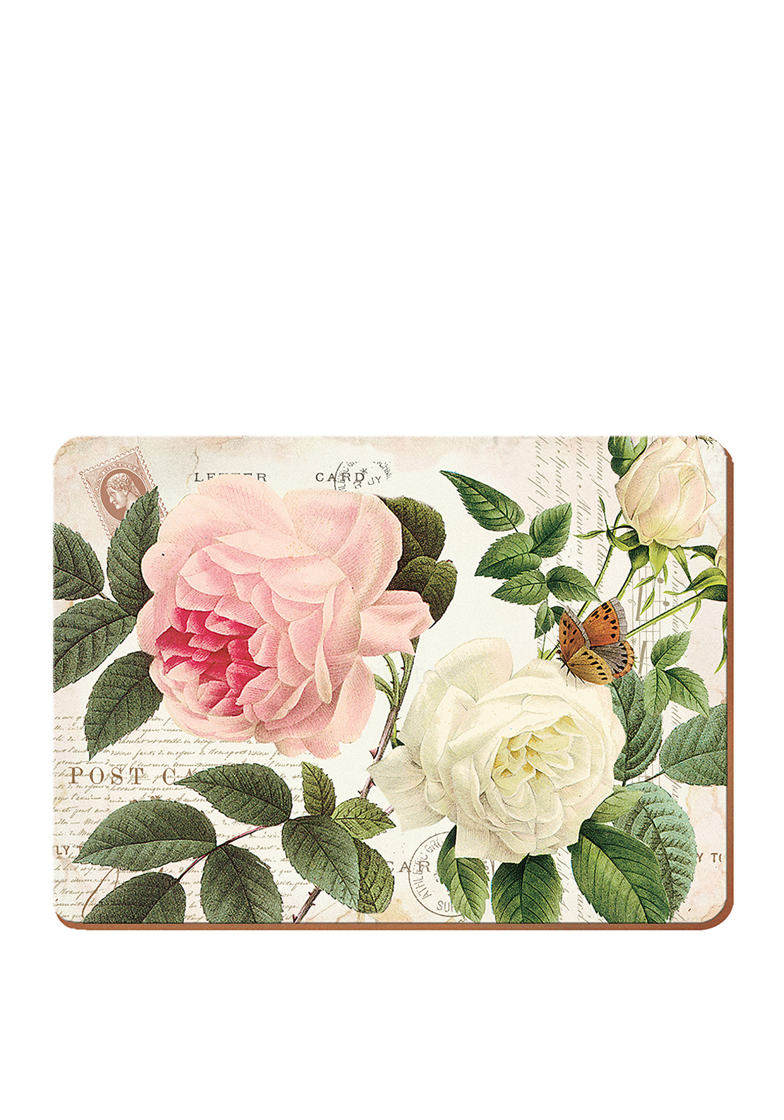 Creative Tops Rose Garden Table Mats 6 Pack