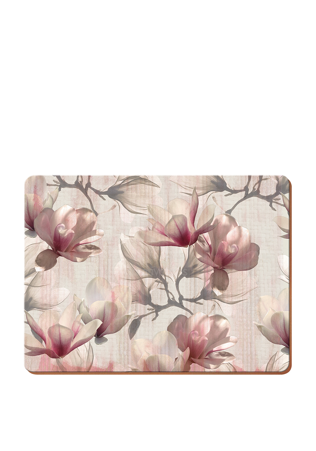 Creative Tops Metallic Floral Mats 6 Pack