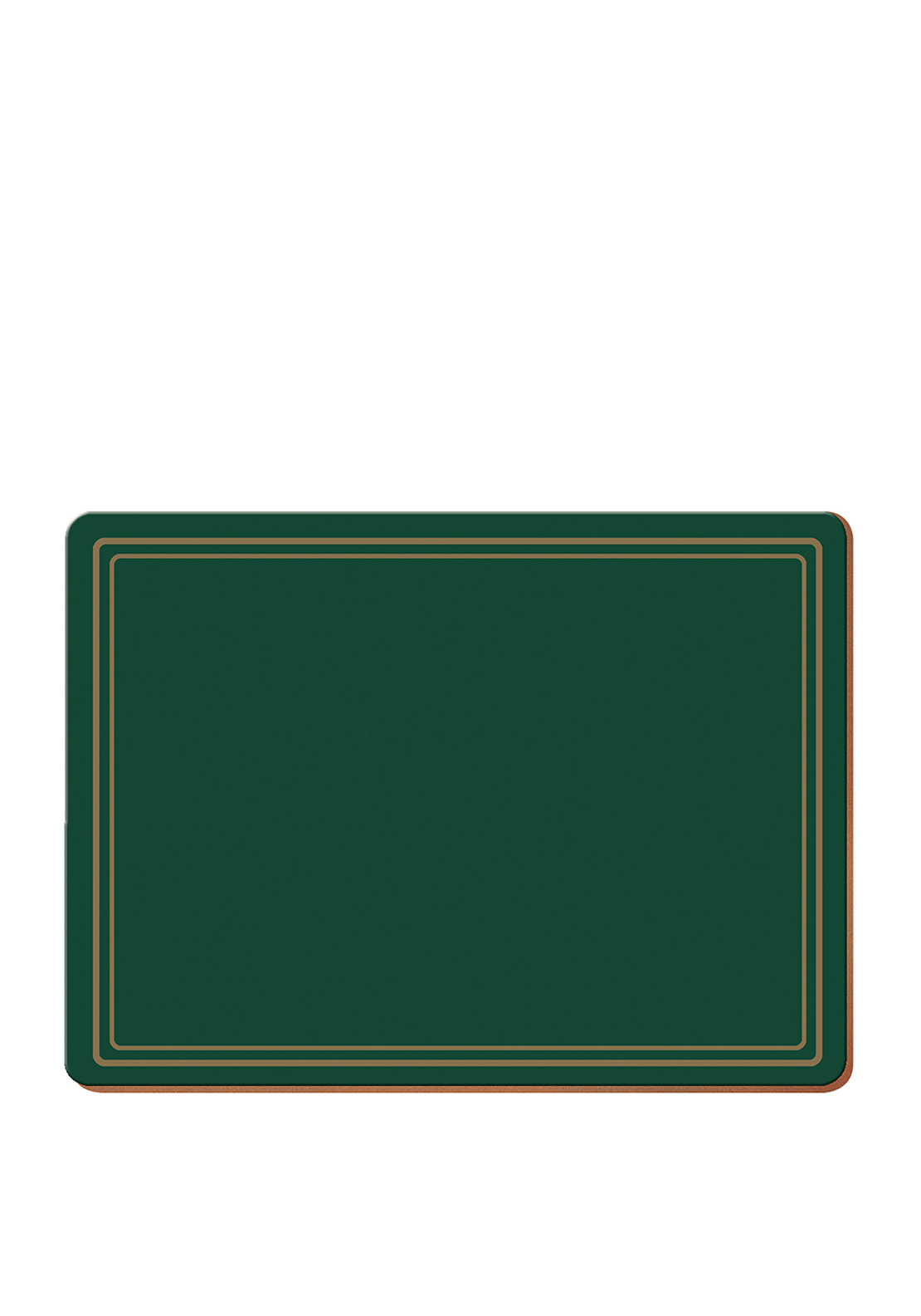 Creative Tops Classic Green Table Mats 6 Pack