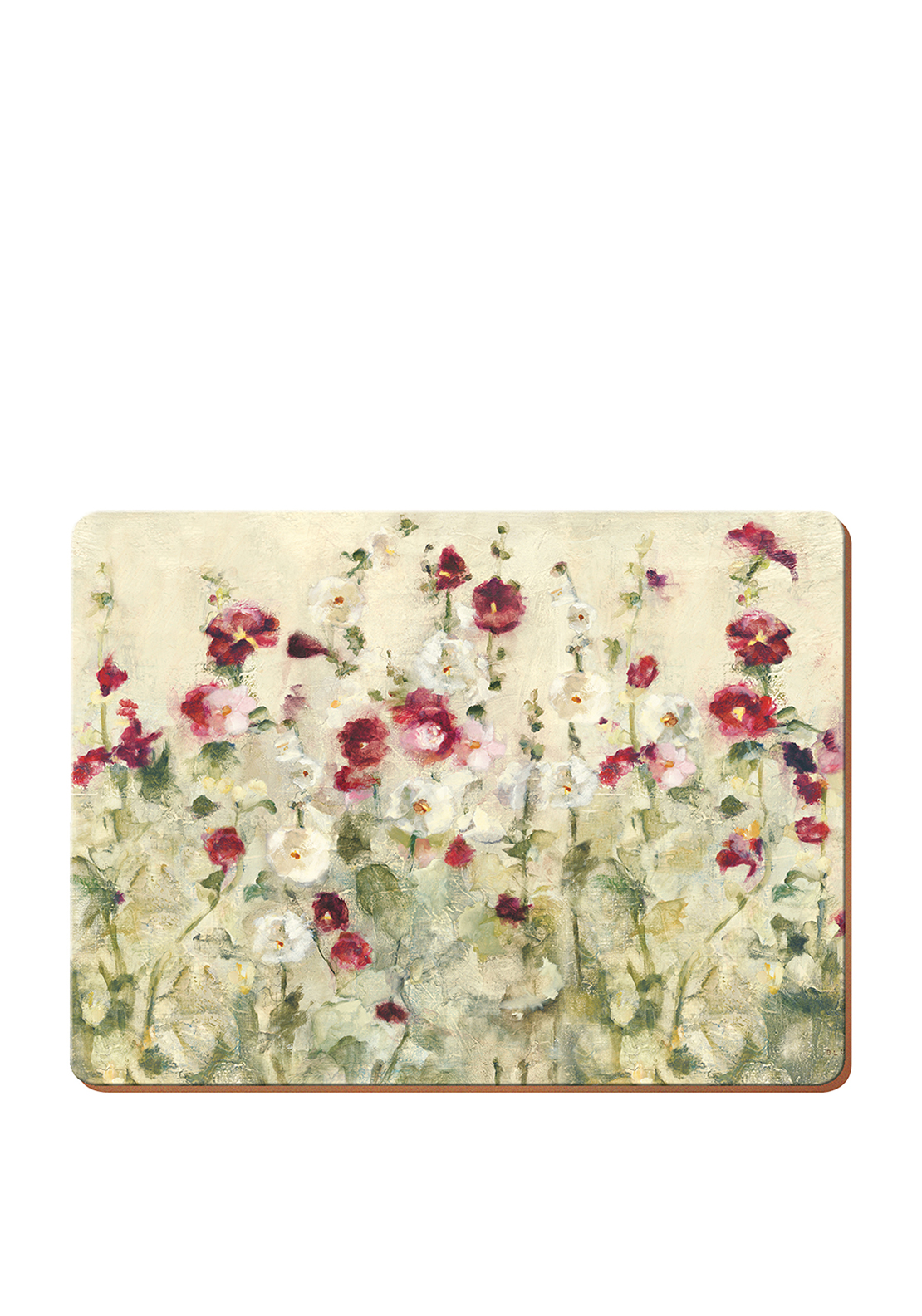 Creative Tops Wild Field Poppies Mats 6 Pack