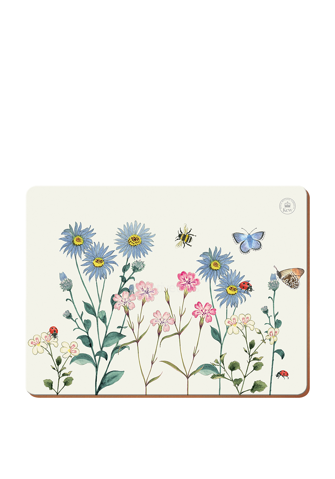 Kew Meadow Bugs Mats 6 Pack