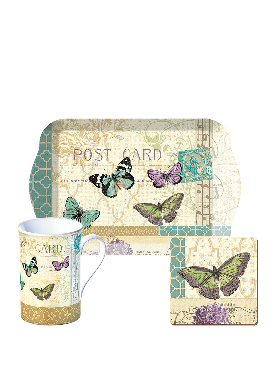 Creative Tops Time for Tea Gift Set Postcard