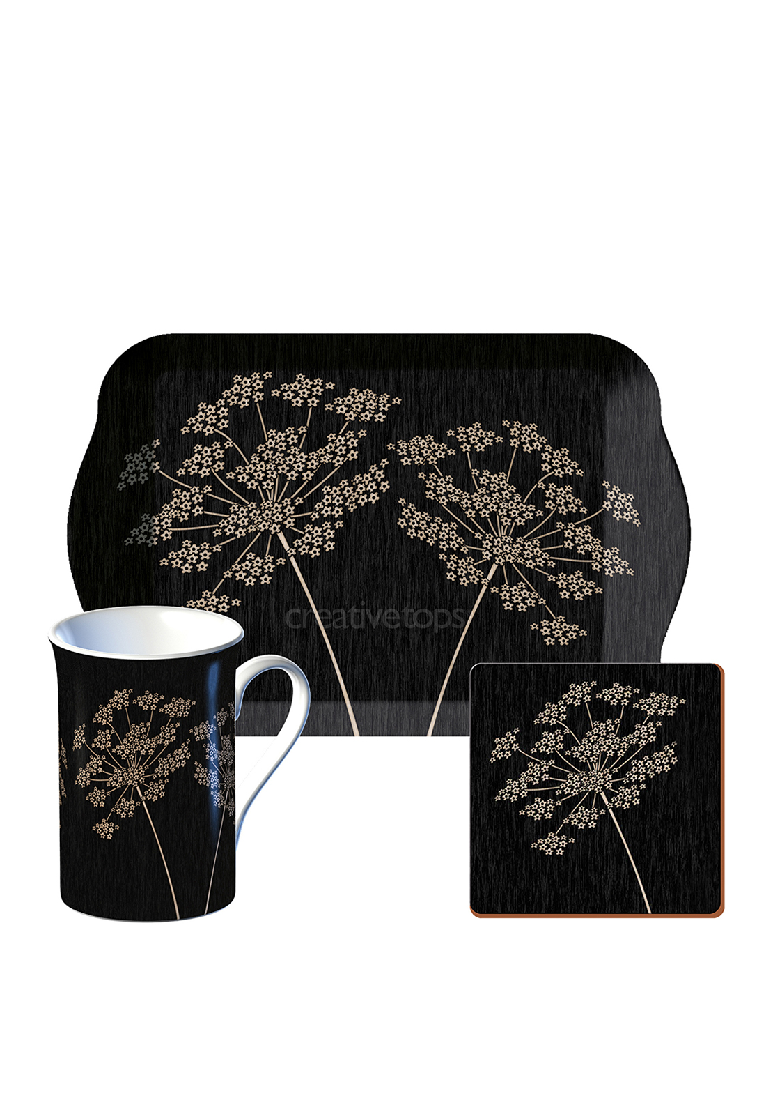 Creative Tops Time for Tea Gift Set Silhouette
