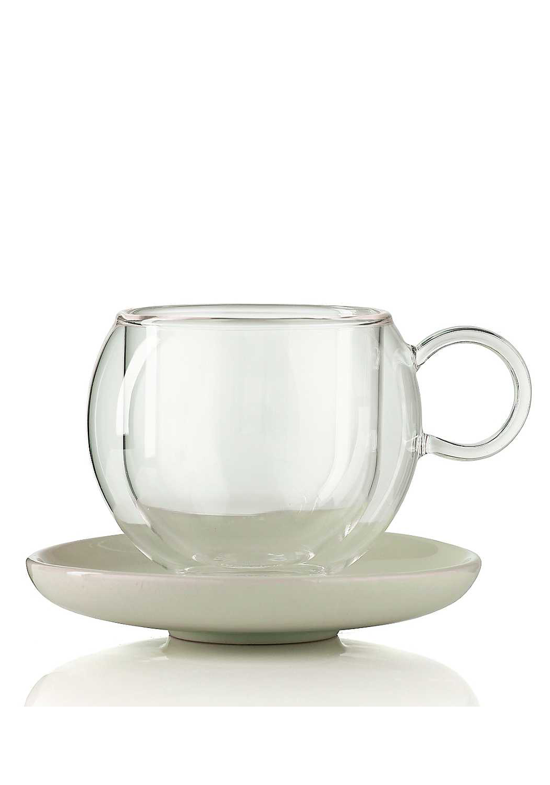 La Cafetiere Small Bola Cup & Saucer