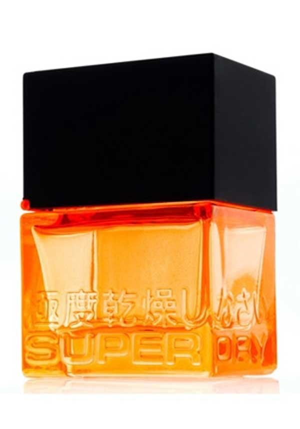 Superdry Neon Orange Eau de Toilette, 40ml