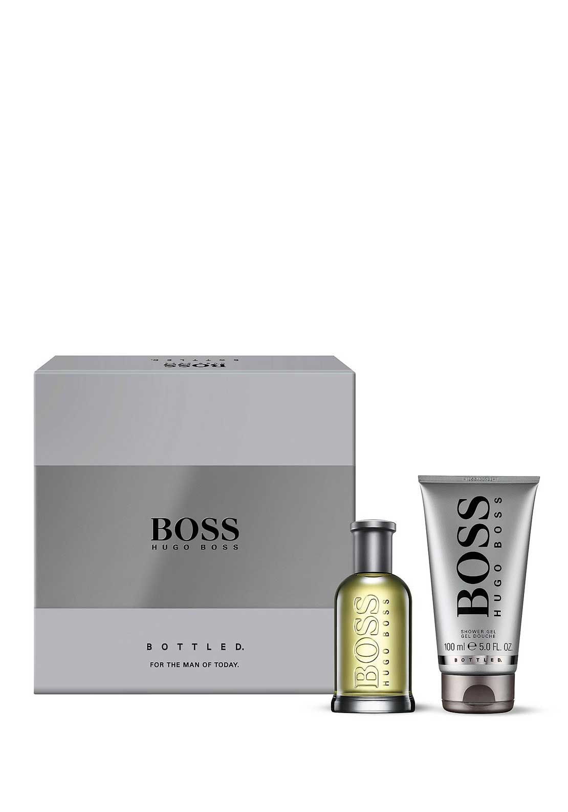 Hugo Boss Boss Bottled Eau de Toilette Gift Set, 50ml