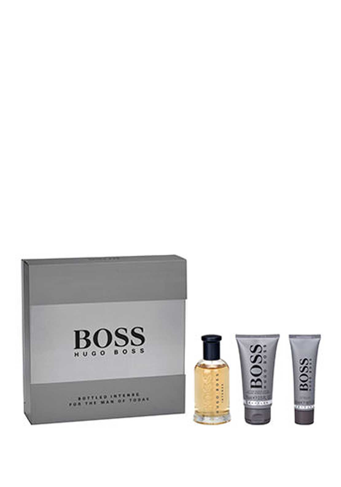 Hugo Boss Boss Bottled Intense Eau de Toilette Gift Set, 100ml