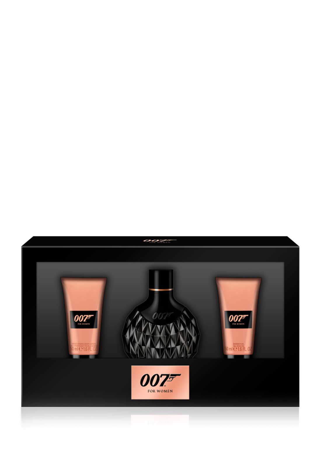 007 for Women Gift Set, 50ml