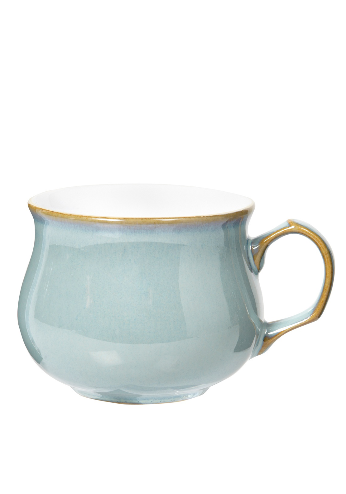 Denby Regency Green Teacup, Green